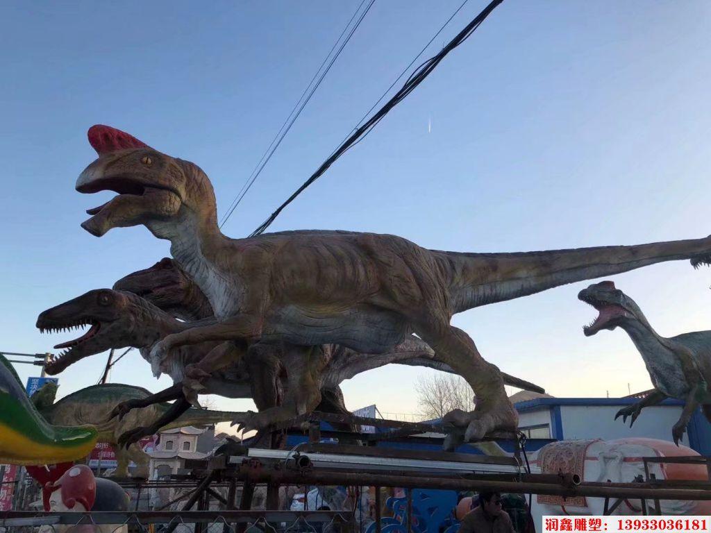 软体恐龙雕塑